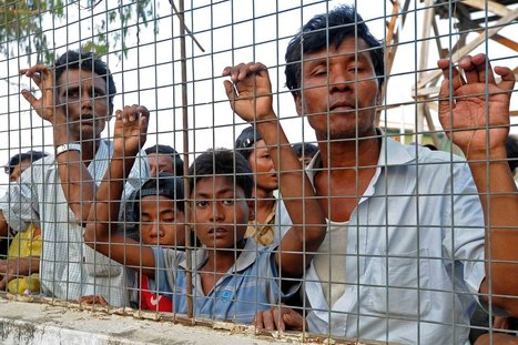 Burma's Spring Turns Deadly as Riots Shake the Town of Meiktila | Conflict in Myanmar 2013 | Scoop.it