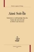 Sylvie Largeaud-Ortega, Ainsi soit-île. Littérature et anthropologie ... - Revues.org | Anthropologie | Scoop.it