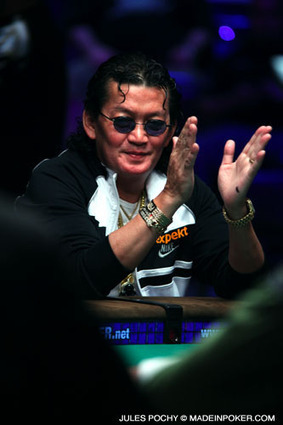 Scotty Nguyen et Tom McEvoy au Poker Hall of Fame - MadeInPoker | The future of Work | Scoop.it