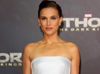 Natalie Portman : Glamour sur le red carpet - Closer | tendances bijoux 2014 | Scoop.it