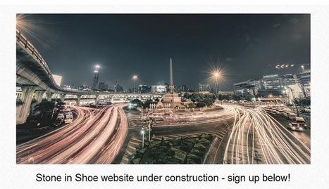 Stone in Shoe - Art That Irritates: Under Construction! | Human Trafficking | Scoop.it
