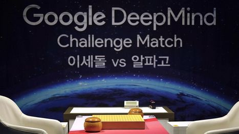 Google's DeepMind beats Lee Se-dol again to go 2-0 up in historic Go series | 4D Pipeline - trends & breaking news in Visualization, Virtual Reality, Augmented Reality, 3D, Mobile, and CAD. | Scoop.it