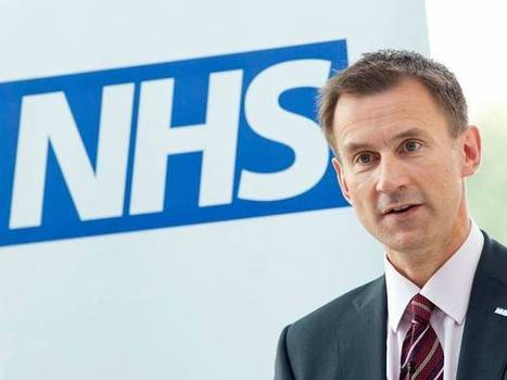 Jeremy Hunt tells nurses 'path to lower cost is the same as the path to safer care' | Global Dementia Awareness | Scoop.it