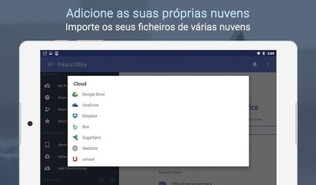 Polaris Office + PDF PPT XLS – Apps para Android no Google Play | E-Vila | Scoop.it