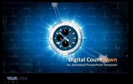 Awesome Countdown PowerPoint Templates   PowerPoint Presentation   dian abdi   Scoop.it