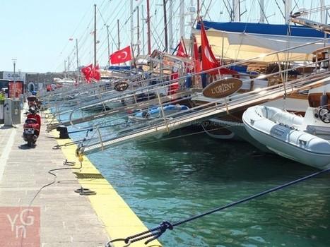 One Week Blue Cruise - Bodrum, Dodecanese Islands, Gocek | Yacht Charter & Blue Cruise Destinations | Scoop.it