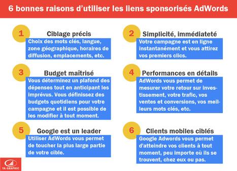 Pourquoi choisir Google AdWords ? | SEO SEA SEM - Référencement Naturel & Payant | Scoop.it