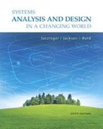 Test Bank For » Test Bank for Systems Analysis and Design in a Changing World, 6th Edition: Satzinger Download | Management Information Systems Test Banks | Scoop.it