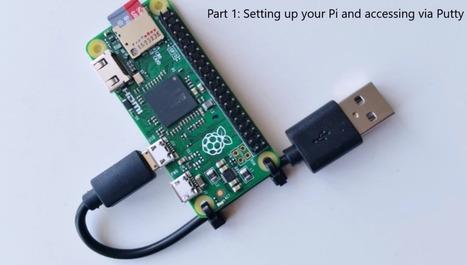 Programming your Pi Zero over USB - Raspberry Pi | Raspberry Pi | Scoop.it