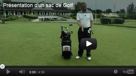 le contenu d'un sac de golf ngfgolf avec Philippe roux | Golf News by Mygolfexpert.com | Scoop.it