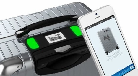 Airbus Bag2Go smart luggage wields GPS, RFID to skip airport hassles | NFC News and Trends | Scoop.it