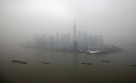 Air Pollution Linked to 1.2 Million Deaths in China | Mrs. Cuda's Class | Scoop.it