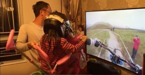 The future of VR is this dad | Emerging Learning Technologies | Scoop.it