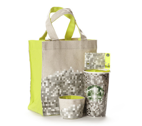 Starbucks Blows Up Logo for Holiday Collection with Rodarte | Brand Marketing & Branding | Scoop.it