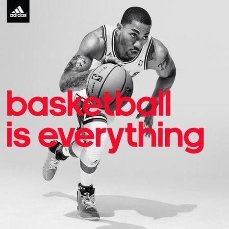 Twitter / adidasHoops: Right now, Basketball is ... | Basketball and More | Scoop.it