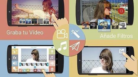 Videona: una aplicación para convertir tu vida en una película   Vero Ponce   Scoop.it