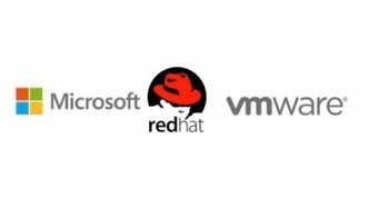 VMware, Microsoft Clouds Need Red Hat Linux | IaaS content from Talkin' Cloud | OnRedHat | Scoop.it