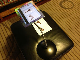 Technochalkie: Using the iPad as a Document Camera | I Pads in the Classroom | Scoop.it