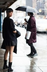 On the Street….Rainy Canal St., New York | Tiempo y Luz | Scoop.it