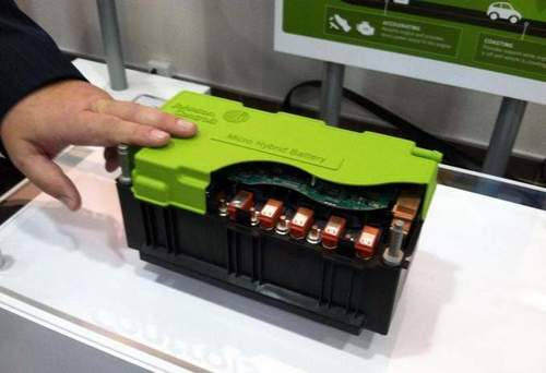 Johnson Controls,battery pack