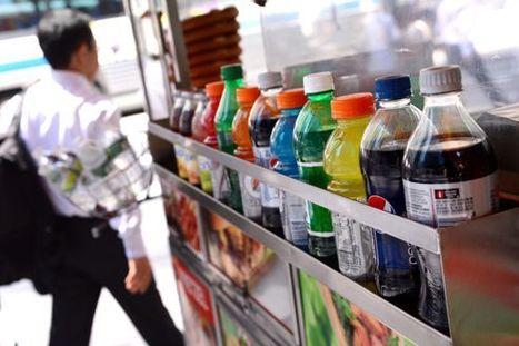 Obésité : les sodas brouillent la sensation de faim | Nutrimedia | Scoop.it