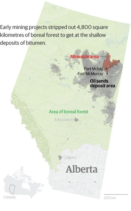 Fort McKay: the Canadian town that sold itself to tar sands | Gentlemachines | Scoop.it