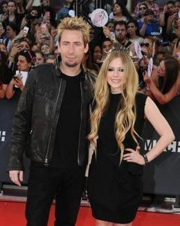 Avril Lavigne, Chad Kroeger married? - Movie Balla   News Daily About Movie Balla   Scoop.it
