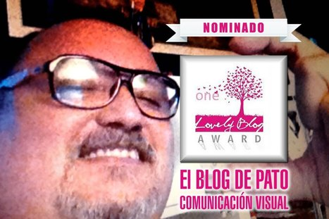"""El Blog de Pato"" nominado a los Premios ""Lovely Blog Award"" 