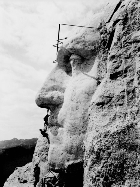 75 surprising facts about Mount Rushmore | from Side to Side | Scoop.it