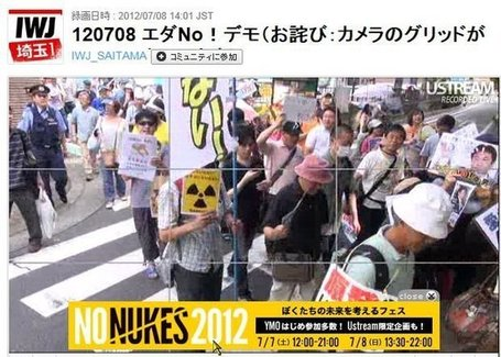 JAPON LA DICTATURE NUCLEAIRE | FUKUSHIMA INFORMATIONS | Communique'Ethique sur les résistances et la désobéissance civile face aux dérives de la gouvernance mondiale non démocratique - MOUVEMENT SOCIAUX ET LUTTES DE TERRAIN - REACTIONS, REPONSES ET REPRESSION - | Scoop.it