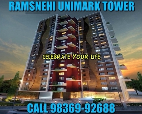 Unimark Group Ramsnehi Unimark Tower | Real Estate | Scoop.it