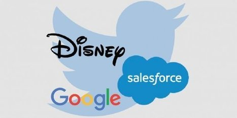Google, Disney, Salesforce : qui mettra la main sur Twitter ? | Toulouse networks | Scoop.it