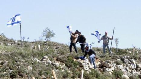 Israel demoralizing Palestinians with new land grab - Press TV   Palestine   Scoop.it