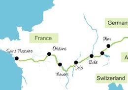 Basle to St. Malo on a tandem 2014 | Voyage à vélo couché - Recumbent bike travel | Scoop.it