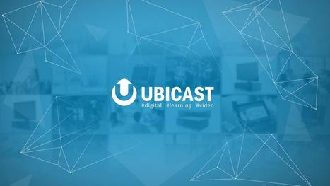 UbiCast Rich Media Sneak Peek | UbiCast richmedia video and lecturecapture | Scoop.it