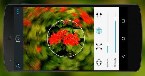 Overam, aplica efectos geométricos a tus fotos y hazlas únicas | FOTOTECA INFANTIL | Scoop.it