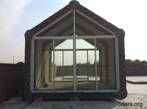 3ders.org - 10 completely 3D printed houses appears in Shanghai, built under a day | 3D Printer News & 3D Printing News | Digital design & fabrication | Scoop.it
