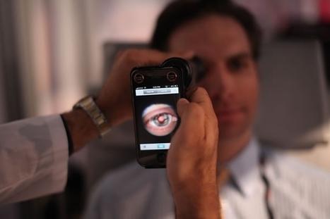 Smartphones pueden utilizarse como monitores médicos - Tecnología - mediotiempo.com   TIC   Scoop.it