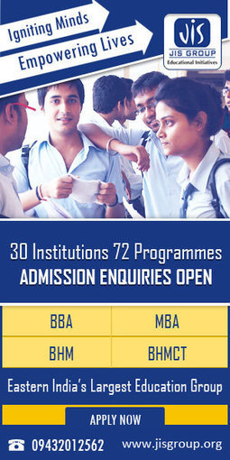 Admissions for Management Courses Underway in JIS Group-run Colleges   PressReleasePoint   jisgroup   Scoop.it