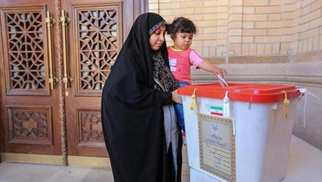 Nouveau Parlement iranien: les religieux y seront moins nombreux que les femmes | A Voice of Our Own | Scoop.it