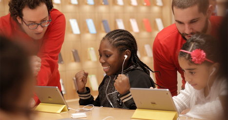Free Hour of Code workshops December 5 through 11 at every Apple Store | Apps in Education and Game-Based Learning | Scoop.it