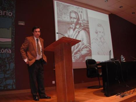 20-12-2011. 500  Anniversary of the birth of Michael de Villanueva( also known as Servetus) in Pamplona. Graphical proof of the lost Royal Document of French naturalization,  recovered by Gonzalez ...   Michael Servetus. Discovered  new works and true Identity. Proofs, lectures and International Congresses.   Scoop.it