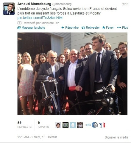 Solex, made in France | Marketing, communication and media trends in 2013 | Scoop.it
