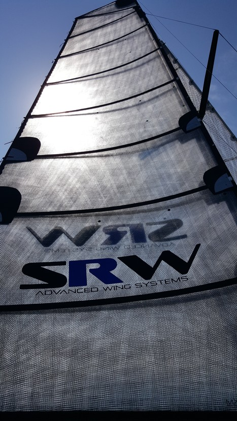 SRW ready! | Soft Wing Sails | Scoop.it