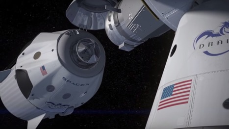 With the installation of the International Docking Adapter, the ISS is ready for the private spaceflight era | More Commercial Space News | Scoop.it