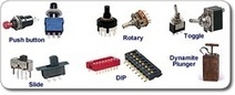 Types of Switches | Grade 6 - Electricity Unit - curated by students | Scoop.it