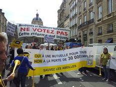 Santé : les « Abeilles » manifesteront devant le Sénat pour la liberté concurrentielle | EMERGENCE MUTUALISTE | Scoop.it