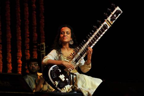 Gig review: Anoushka Shankar, Queen Elizabeth Hall, London - The Independent | Independent music | Scoop.it