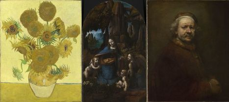 10 Masterpieces You Can See at London's National Gallery   Artinfo   Musées et numérique   Scoop.it