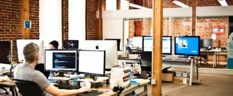 Coworking Spaces: What You Can Expect | Office Environments Of The Future | Scoop.it